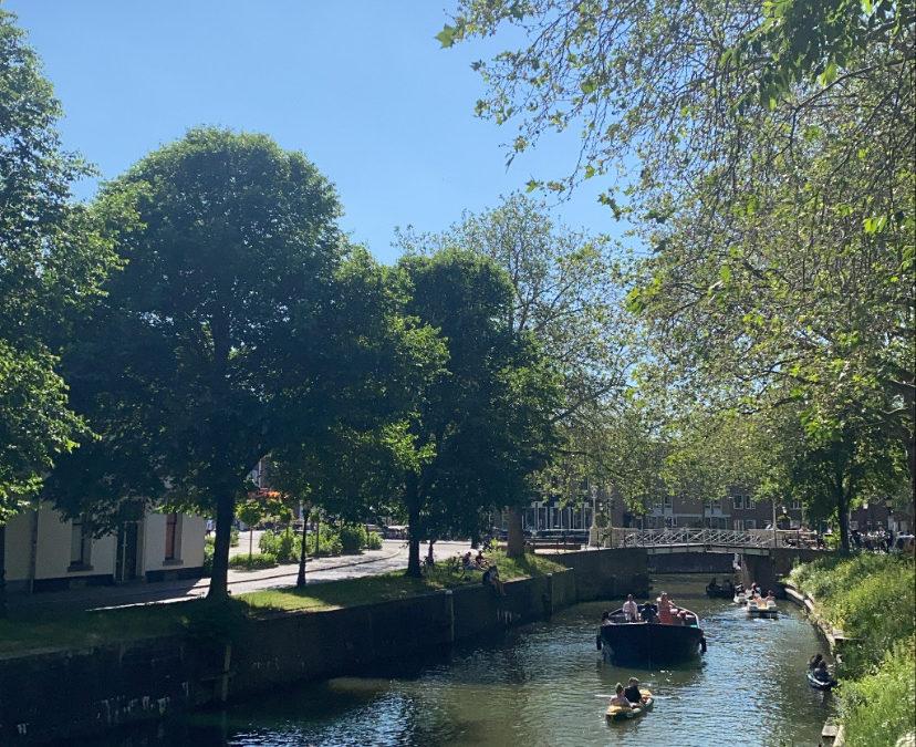 Utrecht: ma nouvelle ville